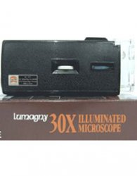 MICROSCOPE LUMAGNY 50x