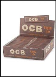 OCB SLIM VIRGIN PAPER (NO BLANQUEADO)