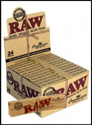 RAW King Size (Connoisseur) + FILTROS