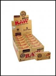 RAW ROLLS PAPEL PARA FUMAR